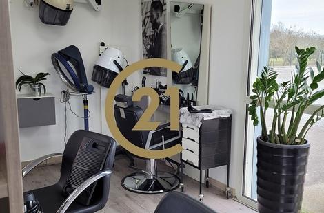 Vente Salon de coiffure PORNIC 60m²