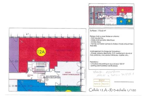 Vente Bureaux SAINT-NAZAIRE 175m²