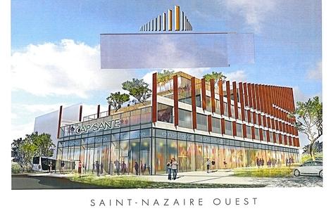 Vente Bureaux SAINT-NAZAIRE 140m²