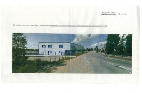 Location Bureaux DONGES 161m²