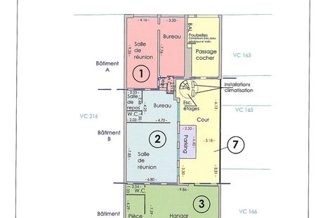 Vente Locaux commerciaux SAINT-NAZAIRE 243m²