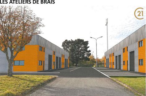 Vente Locaux d'activités SAINT-NAZAIRE 184m²