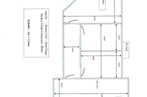 Location Bureaux SAINT-NAZAIRE