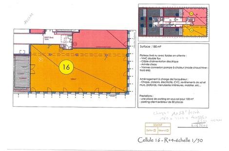 Vente Bureaux SAINT-NAZAIRE 180m²