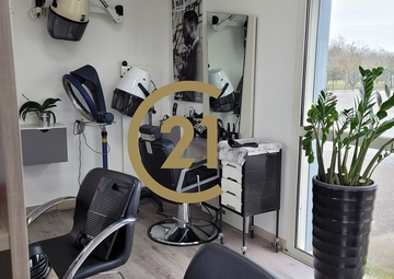 Vente Salon de coiffure ARTHON EN RETZ 60m²