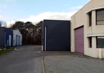 Vente Entrepôt GUÉRANDE 80m²