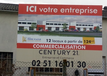 Vente Locaux d'activités Loire-Atlantique 184m²