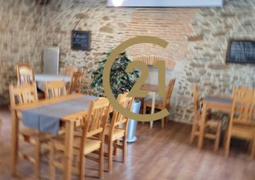 Vente Bar - Brasserie CHEIX EN RETZ 250m²