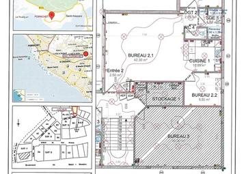 Location Entrepôt Loire-Atlantique 83m²