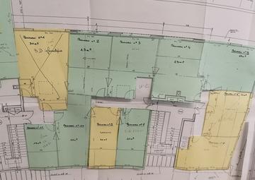 Location Bureaux SAINT-NAZAIRE 15m²