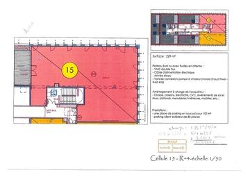 Vente Bureaux SAINT-NAZAIRE 229m²