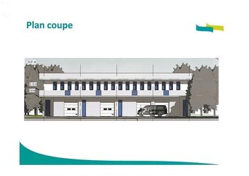 Location Locaux d'activités SAINT-NAZAIRE 120m²